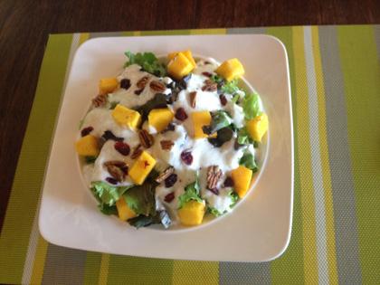 ensalada-mango-yogurt